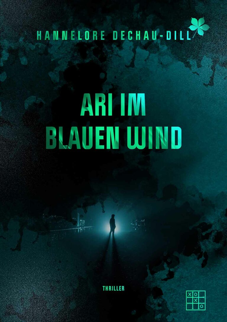 Cover Ari im blauen Wind