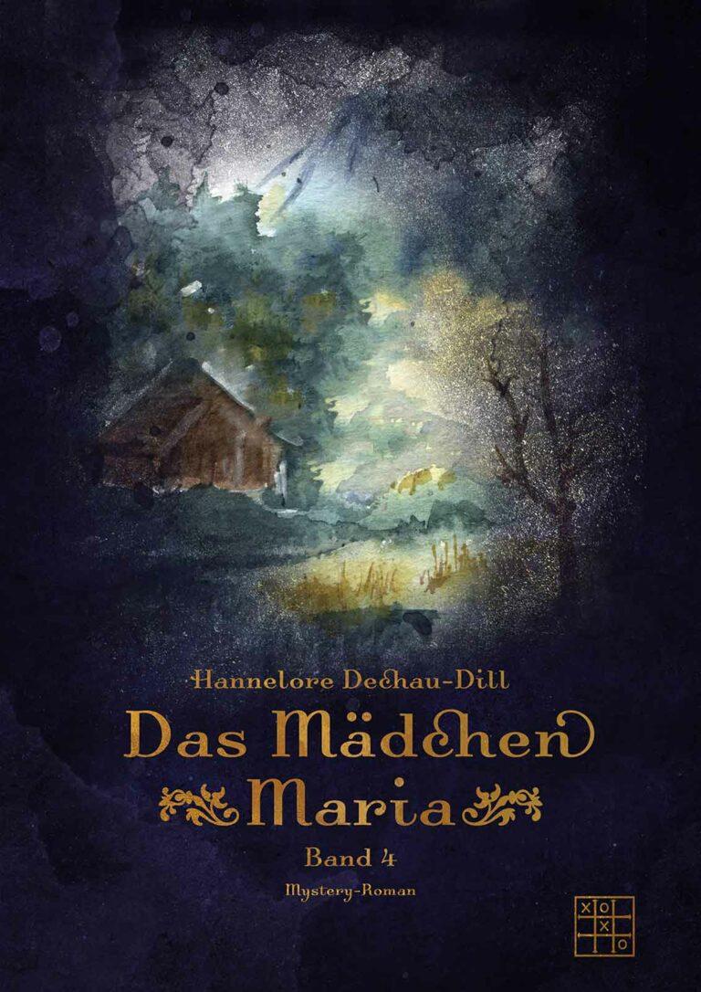 Cover Das Mädchen Maria Band 4