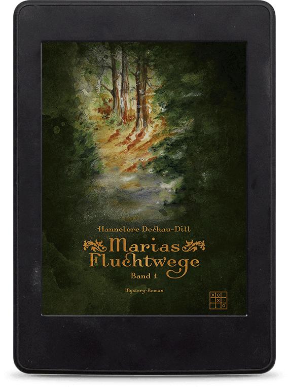 Kindle-Marias-Fluchtwege-Band-1
