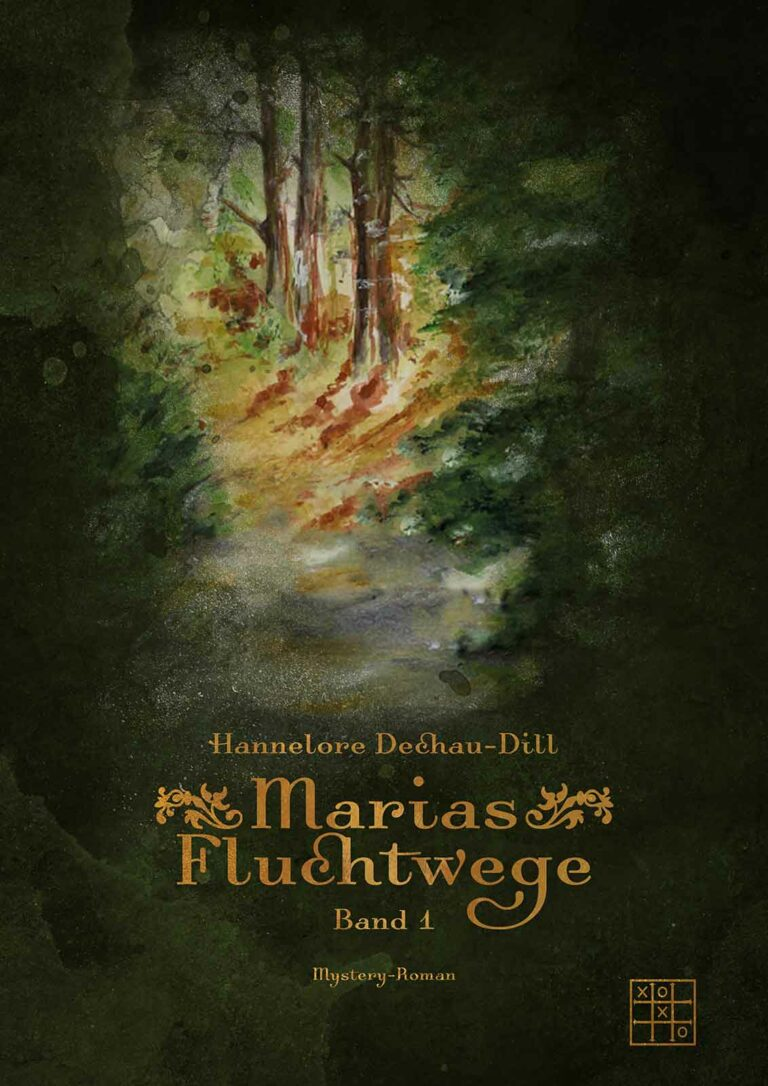Cover Marias Fluchtwege Band 1