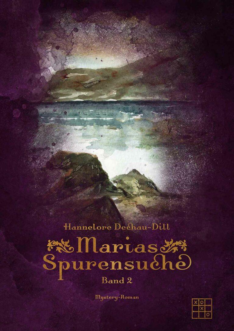 Cover Marias Spurensuche Band 2